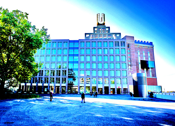 U-Turm, Dortmund