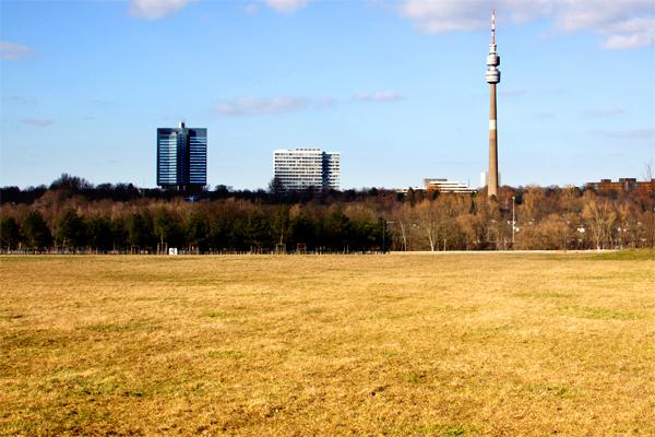 Dortmund Blick auf Florian