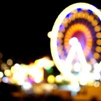 Riesenrad beim Hafenfest