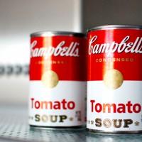 Original Campbells: Andy Warhol zum Gedenken