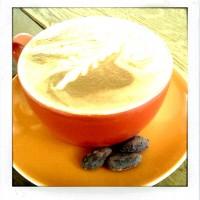 Kaffeegenuss früh morgens