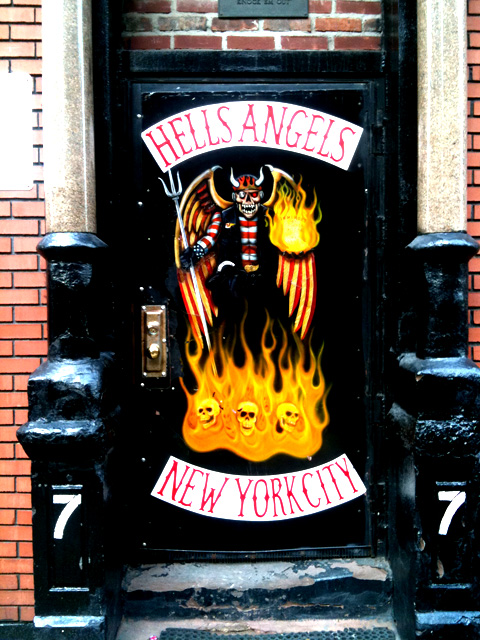 Hell´s Angels in NYC
