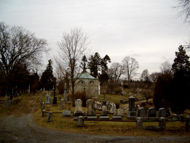 Friedhof von Sleepy Hollow