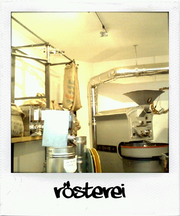 Kaffeerösterei Heilandt in Köln