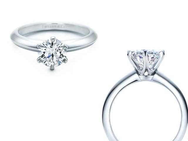 Tiffany Verlobungsring