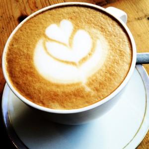 Cappuccino deluxe