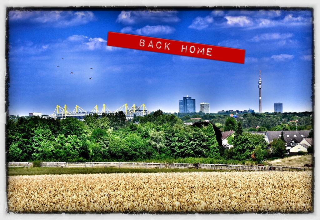 Dortmund Skyline