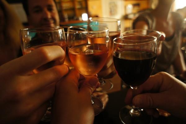 Salute - ein Abend mit Freunden