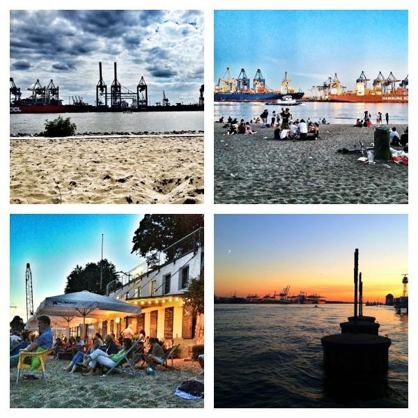 Sommerabende in Hamburg