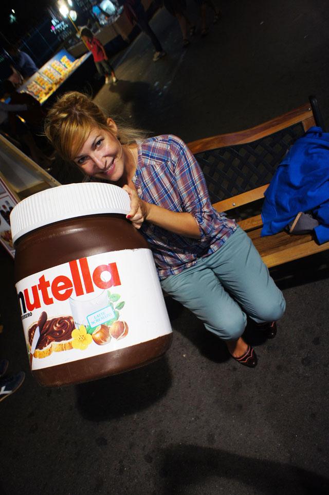 Nutella auf Sardinien