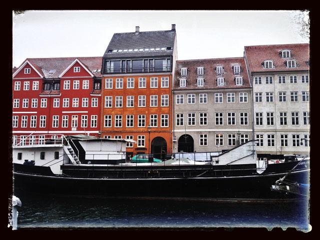 Copenhagen-Hafen