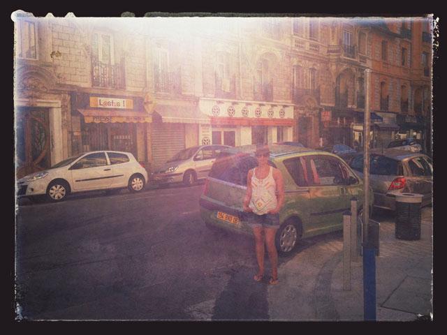 Mia in Nizza