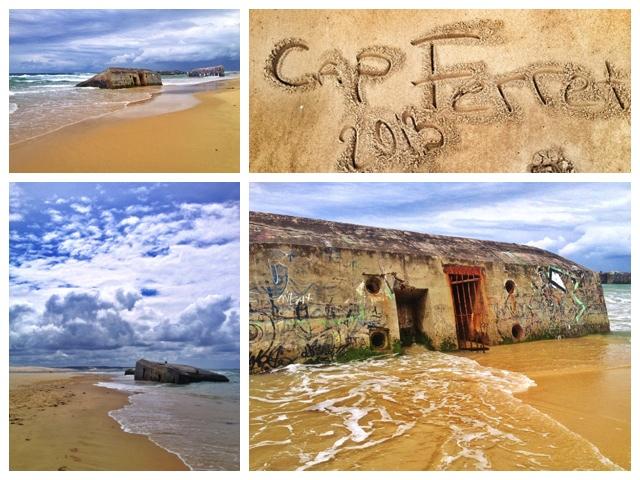 Atlantikküste Cap Ferret, Frankreich
