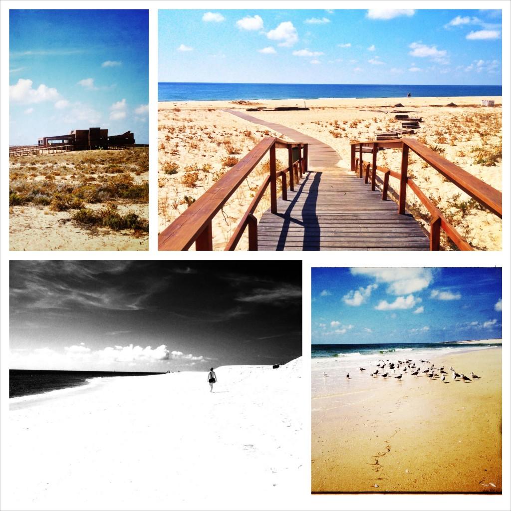 Ilha Deserta, Faro, Portugal