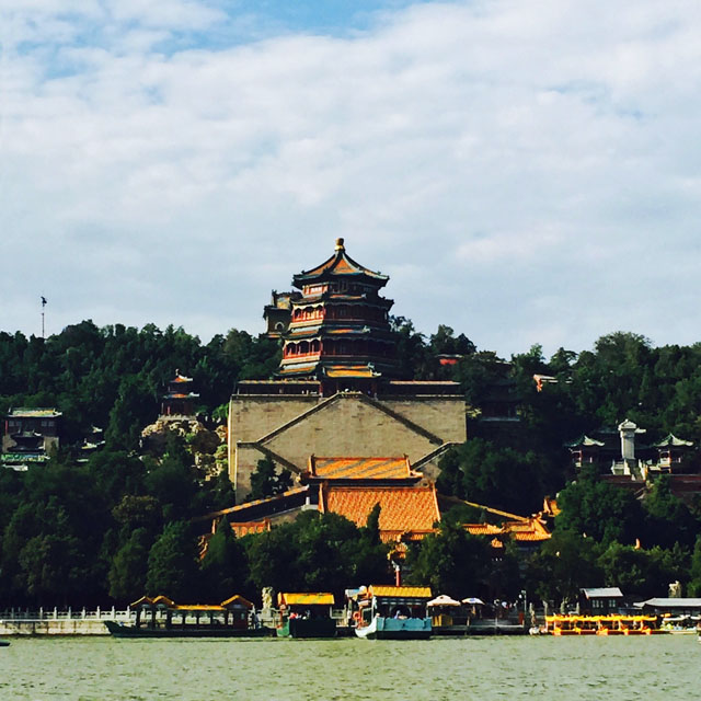 Sommerpalast in Beijing