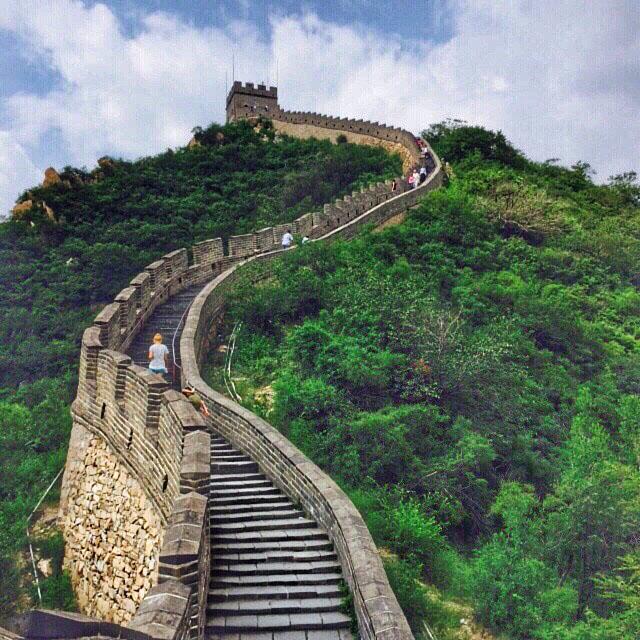 chinesische Mauer, Beijing