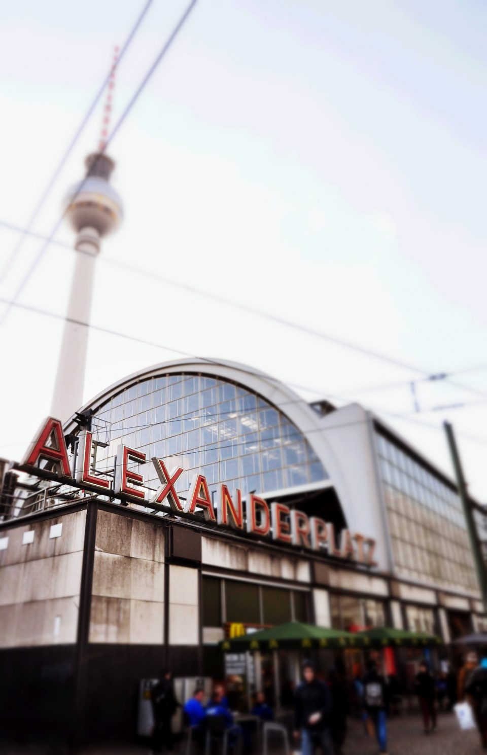 Alexanderplatz; Berlin