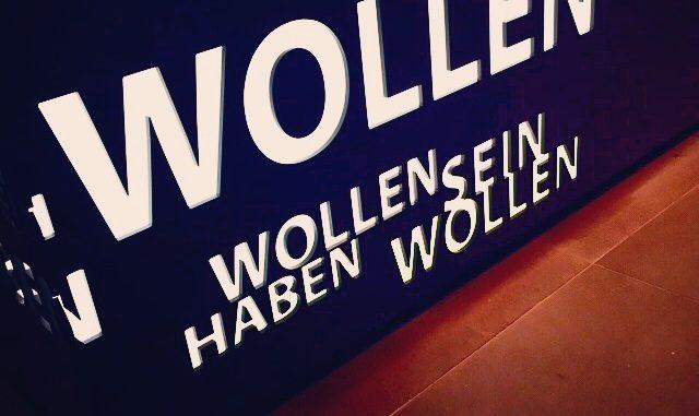Verkaufstresen bei Wormland, Hamburg