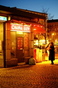 China Box, Hermannplatz, Berlin
