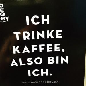 No fire no glory, Berlin